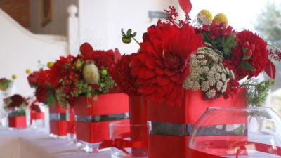 dekoracja sali na wesele 2